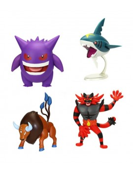 Pokémon Battle Feature Action Figures 11 cm Wave 2 Assortment (4)