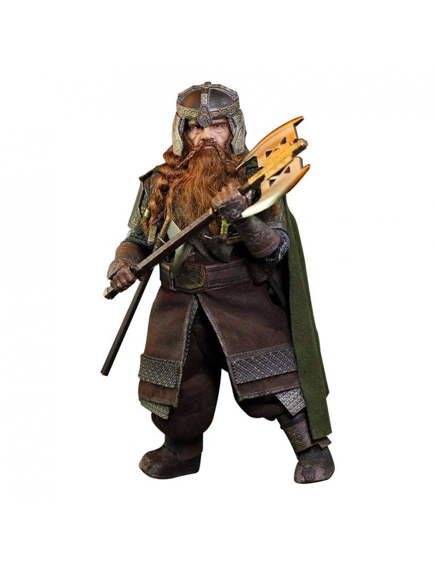 Dwarf Warrior Gimli 1//6 Figure IN STOCK Asmus Toys The Lord of the Rings Series
