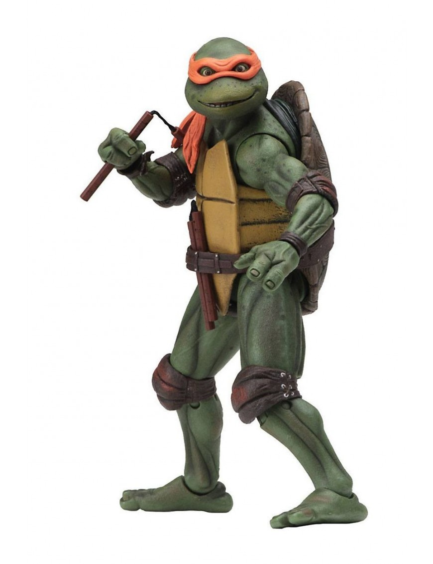 Teenage Mutant Ninja Turtles Leonardo Portachiavi in vinile-NUOVO Pocket pop