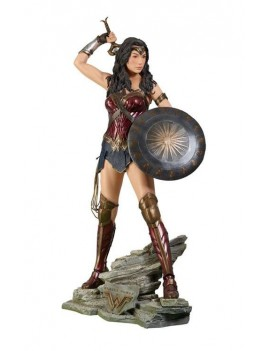 Wonder Woman Life-Size Statue Wonder Woman 224 cm