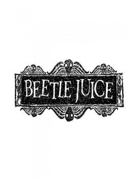 Beetlejuice Phunny Plush Figure Striped Tuxedo Beetlejuice 18 cm