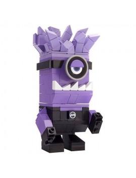 Despicable Me Mega Construx Kubros Construction Set Evil Minion 14 cm