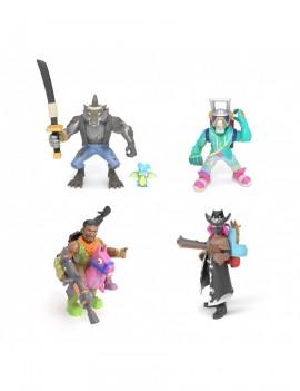 Fortnite Battle Royale Collection Mini Figures 4-Pack 5 cm Wave 2