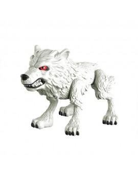 Game of Thrones Action Vinyl Figure Ghost (Wolf) GITD 8 cm