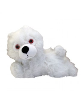 Game of Thrones Plush Figure Ghost Direwolf Prone Cub 23 cm