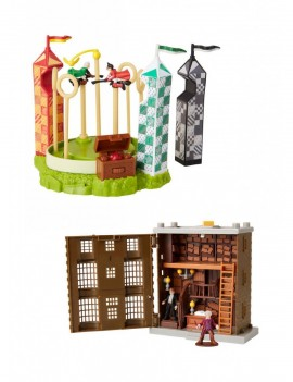 Harry Potter Mini Playsets Wave 1 Assortment (2)