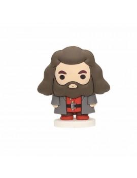 Harry Potter Pokis Rubber Minifigure Hagrid 6 cm