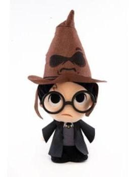 Harry Potter Super Cute Plush Figure Harry w/ Sorting Hat 18 cm