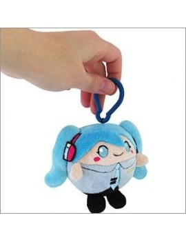 Hatsune Miku Squishable Micro Clip-On Plush Figure Miku 8 cm