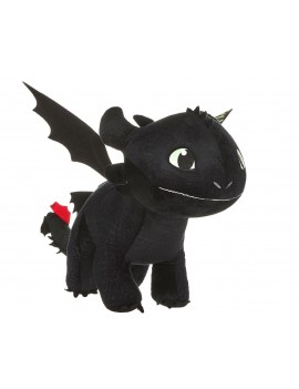 How to Train Your Dragon 3 Plush Figure Toothless Glow In The Dark 60 cm
