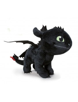 How to Train Your Dragon 3 The Hidden World Plush Figure Toothless (Night Fury) 60 cm