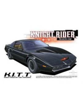 Knight Rider Plastic Modelkit 1/24 Pontiac Transam Knight Rider K.I.T.T. Season 1