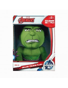 Marvel Deluxe Talking Plush Figure Hulk 38 cm *English Version*