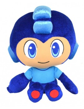 Mega Man Plush Figure Mega Man 24 cm