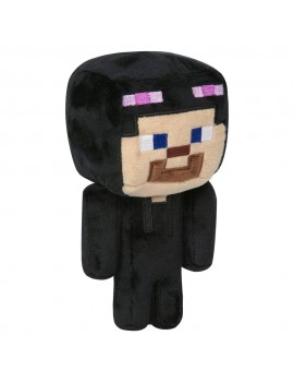 Minecraft Happy Explorer Plush Figure Enderman Steve 18 cm