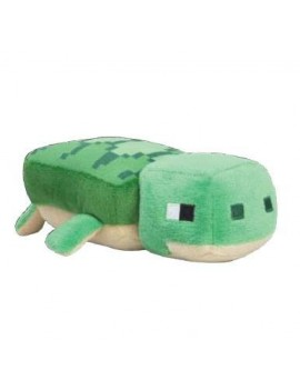 Minecraft Happy Explorer Plush Figure Sea Turtle 18 cm