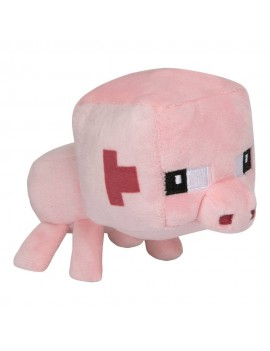 Minecraft Mini Crafter Plush Figure Pig 11 cm