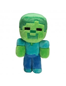 Minecraft Plush Figure Baby Zombie 21 cm