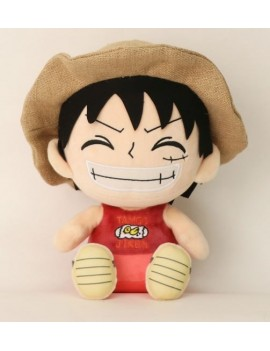 One Piece Plush Figure Luffy 25 cm