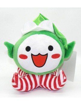 Overwatch Plush Figure Pachimari Christmas (Pachimerry) 15 cm