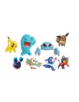 Pokémon Battle Mini Figures 8-Pack 5-7 cm Wave 1