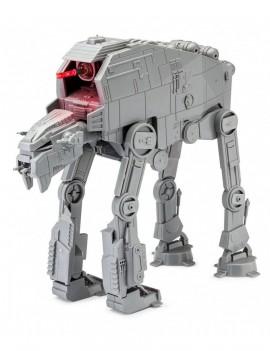 Star Wars Build & Play Model Kit with Sound & Light Up 1/164 1st Order Heavy Assault Walker