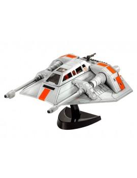 Star Wars Episode VII Model Kit 1/52 Snowspeeder 10 cm