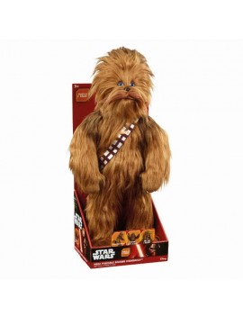 Star Wars Mega Poseable Talking Plush Figure Roaring Chewbacca 61 cm *English Version*
