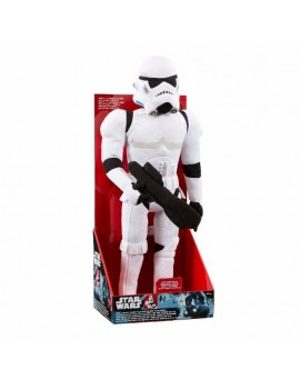 Star Wars Mega Poseable Talking Plush Figure Stormtrooper 61 cm *English Version*