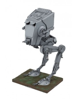 Star Wars Plastic Model Kit 1/48 AT-ST