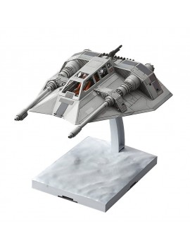 Star Wars Plastic Model Kit 1/48 Snowspeeder