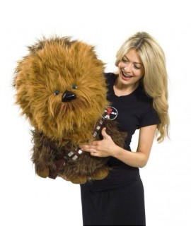 Star Wars Super Deluxe Talking Plush Figure Chewbacca 61 cm *English Version*