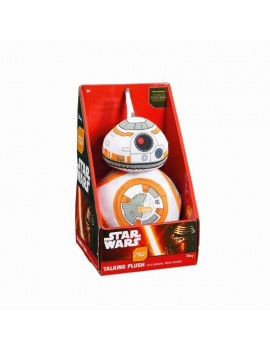Star Wars Talking Plush Figure BB-8 23 cm *English Version*