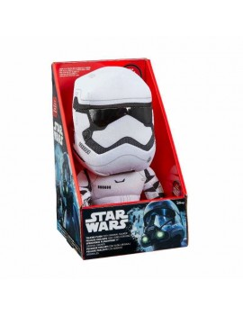 Star Wars Talking Plush Figure Stormtrooper 23 cm *English Version*