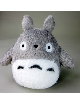 Studio Ghibli Plush Figure Fluffy Big Totoro 22 cm