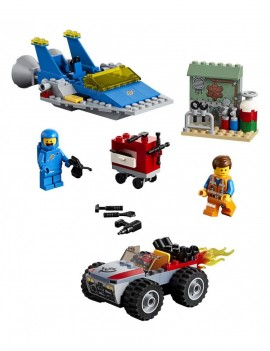 The LEGO® Movie™ 2 - Emmet and Benny's 'Build and Fix' Workshop!
