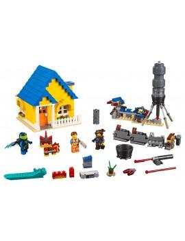 The LEGO® Movie™ 2 - Emmet's Dream House/Rescue Rocket!