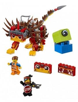 The LEGO® Movie™ 2 - Ultrakatty & Warrior Lucy!
