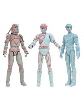 Tron Select Action Figures 18 cm Series 1 Assortment (6)