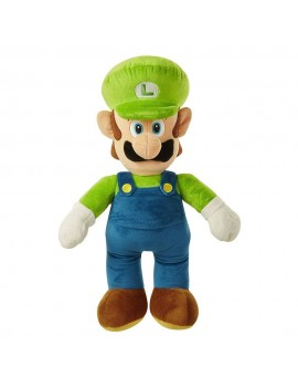 World of Nintendo Jumbo Plush Figure Luigi 50 cm