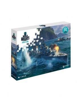 World of Tanks Jigsaw Puzzle Pan-Asian Destroyers (1000 pieces)