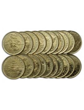 A Song of Ice and Fire Coin Set Daenerys Targaryen Golden Mark
