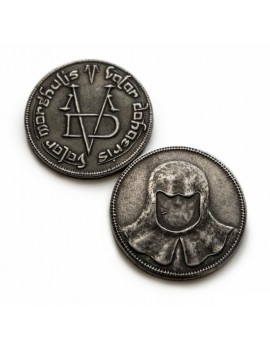 A Song of Ice and Fire Replica Iron Coin of the Faceless Man