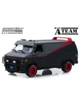 A-Team Diecast Model 1/24 1983 GMC Vandura