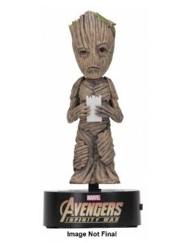 Avengers Infinity War Body Knocker Bobble-Figure Groot 16 cm