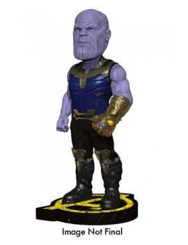 Avengers Infinity War Head Knocker Bobble-Head Thanos 20 cm