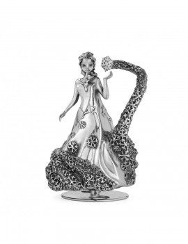 Disney Princess Music Carousel Elsa 11 cm