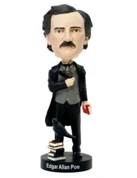 Edgar Allan Poe Bobble-Head 20 cm