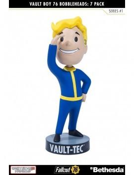 Fallout 76 Bobble-Heads 13 cm Vault-Tec Vault Boys Series 1 7-Pack