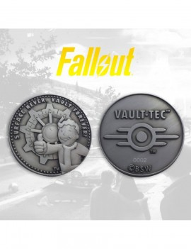Fallout Collectable Coin Vault-Tec